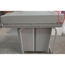 VÝPRODEJ ALVEUS ALBIO 20 odpadkový koš 21 + 0,5 litrů na třídění odpadu PRASKLÉ!!!