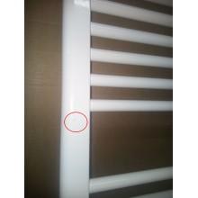 VÝPRODEJ Kermi B20-S M koupelnový radiátor 1502 x 490 mm, rovný, bílá LS01M1500502XXK POŠKOZENÝ LAK!!
