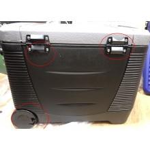VÝPRODEJ G21 Autochladnička C&W 45 l, 12/240 V 639052 POŠKOZENÉ KOLEČKO A PANTY!!!