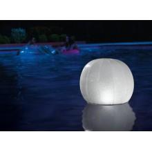 INTEX Plovoucí LED světlo kulaté, 28693