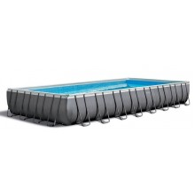 INTEX ULTRA RECTANGULAR FRAME POOLS SET 9,75 X 4,88 X 1,32 M 26374NP