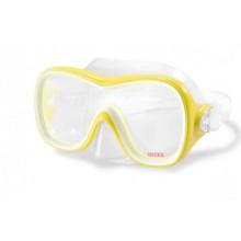INTEX Plavecká maska Wave rider, žlutá 55978/Z