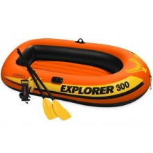 INTEX Člun Explorer 300 set 58358NP
