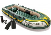INTEX Seahawk 3 Set Nafukovací člun 295 x 137 x 43 cm 68380NP