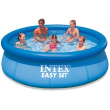 INTEX Bazén Easy Set Pool 457 x 84 cm, bez filtrace 28156NP