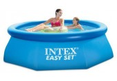 INTEX Bazén Easy Set Pool 244 x 76 cm, bez filtrace 28110NP