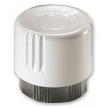 KORAD - TM 3052 ruční hlavice k termostatickým ventilům bílá, chrom 500047