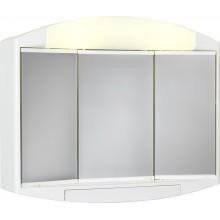 JOKEY ELDA Zrcadlová skříňka - bílá