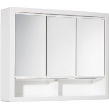 JOKEY ERGO Zrcadlová skříňka - bílá