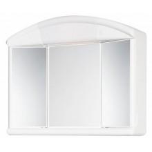 VÝPRODEJ JOKEY SALVA (SOLO) Zrcadlová skříňka - bílá POŠKOZENO