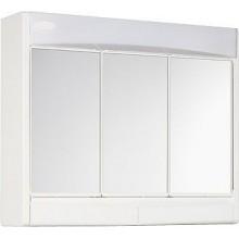 JOKEY SAPHIR Zrcadlová skříňka - bílá