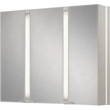 JOKEY SUNALU Zrcadlová skříňka - aluminium