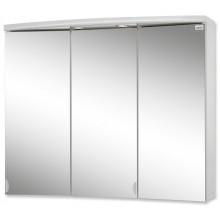 JOKEY ANCONA LED Zrcadlová skříńka - bílá