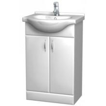 INTEDOOR KLASIK skříňka s umyvadlem 55x87 cm bílá K 55 01