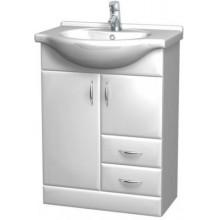 INTEDOOR KLASIK skříňka s umyvadlem 65x87 cm bílá K 65 01