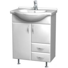INTEDOOR KLASIK skříňka s umyvadlem 65x87 cm bílá K 65 N 01
