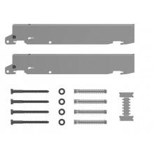 Kermi sada rychlomontážních konzolí pro typ 11- 33, výška 500 mm ZB02660003