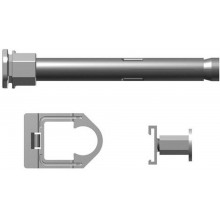 Kermi konzole závrtná průměr 18 x 130 mm ZB02770002
