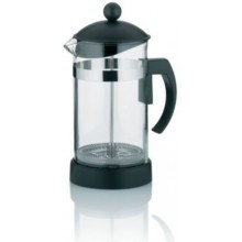 KELA Konvička na čaj a kávu French Press AURON 1 l KL-11459