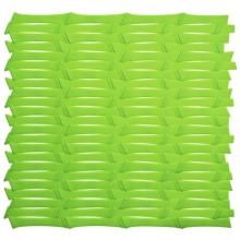 KELA Podložka do sprchy protiskluzová Bamboo zelená KL-22157