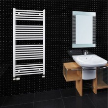 KORADO KORALUX LINEAR Comfort Koupelnový radiátor KLT 900.600 white RAL9016 KLT09000600-10