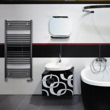 KORADO KORALUX RONDO Comfort Koupelnový radiátor KRT 1220.600 KRT12200600-10