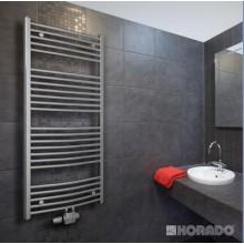 KORADO KORALUX RONDO Exclusive - M Koupelnový radiátor KRXM 1500.450 chrom KRX15000450M27