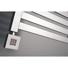 SAPHO topná tyč s termostatem, 300W, Stříbrná KTX-S-300