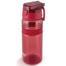 LAMART LT4060 Sportovní láhev 0,7l Červená, Straw 42003524