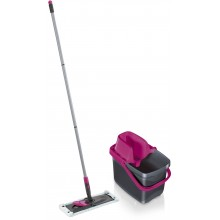 LEIFHEIT Podlahový Mop Combi M grey pink 55262