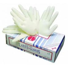 LOON - jednorázové latexové rukavice vel. L - 100 ks