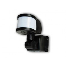 ELEKTROBOCK LX48B-černá pohybové čidlo 1549