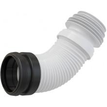 ALCAPLAST Koleno odpadu 90/110 flexi M9006