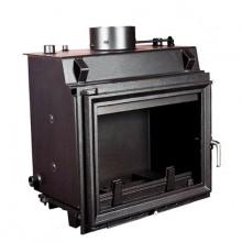 KRATKI Maja 12 kW krbová vložka s teplovodním výměníkem a smyčkou