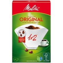 Melitta Kávové filtry Original 1x2/40ks