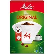 Melitta Kávové filtry Original 1x4/40ks