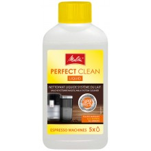 Melitta Perfect Clean Tekutý čistič mléčného systému 250ml