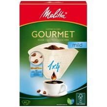 Melitta Kávové filtry Gourmet Mild 1x4/80ks