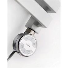 SAPHO topná tyč s termostatem, 200W, Chrom MOA-C-200