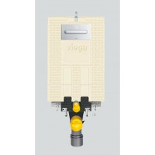 VIEGA Mono modul pro závěsné WC 8310.2 (pro zazdění), 606732