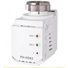 ELEKTROBOCK Bezdrátová digit. hlavice bez LCD PocketHome® PH-HD03