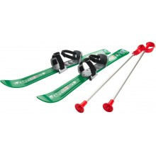 PLASTKON Lyže Baby Ski 70 cm 2012 zelená