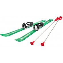 PLASTKON Lyže Baby Ski 90 cm 2012 zelená