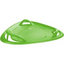 PLASTKON Sáňkovací talíř Meteor 70 zelená