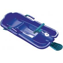 PLASTKON Řiditelné boby SkiBob modrá