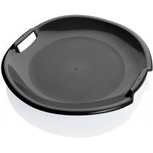 PLASTKON Sáňkovací talíř Tornado černá