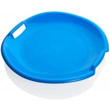PLASTKON Sáňkovací talíř Tornado modrá