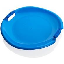 PLASTKON Sáňkovací talíř Tornado Super modrá