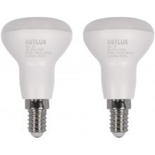 RETLUX REL 28 LED R50 2x6W E14 WW 50004523