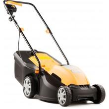 Riwall PRO REM 3615 - travní sekačka s elektrickým motorem 2v1 EM18A1501056B